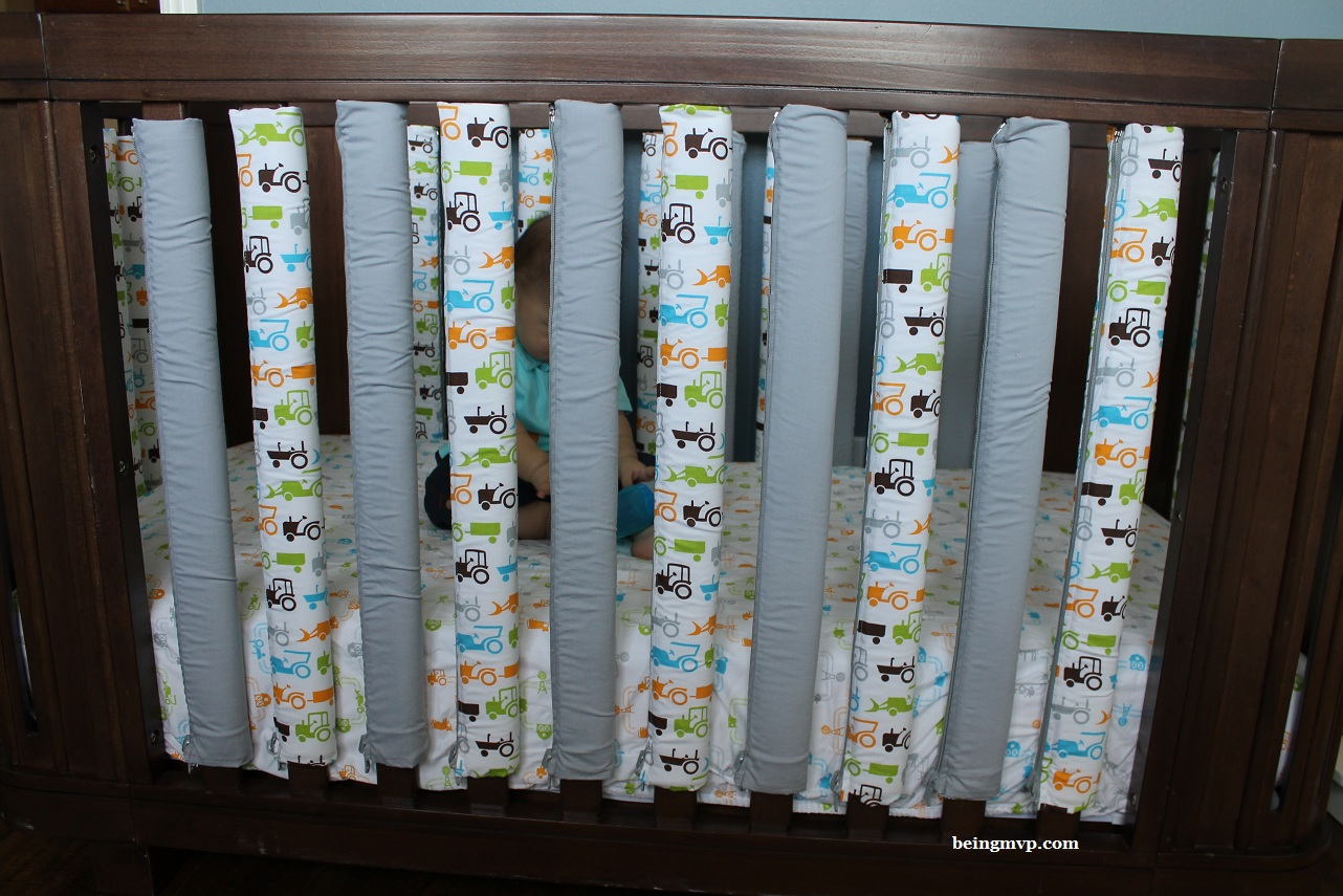 Being Mvp The Alternative To Traditional Crib Bumpers