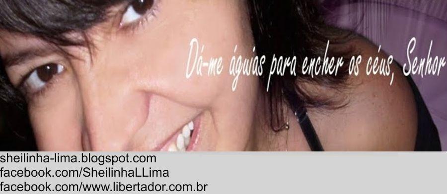 blog da Sheilinha Lima
