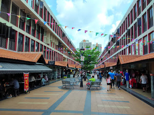 Walk around Singapore: Toa Payoh