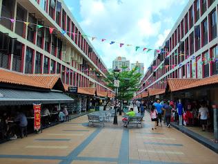 Walk around Singapore: Toa Payoh