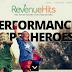 تعرف على شركة RevenueHits البديل الأفضل لجوجل أدسنس + طريقة ربح 100 دولار أو أكثر منها بسهولة