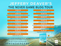 The Never Game Blog Tour