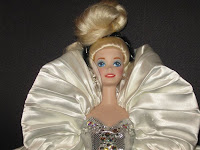 Presidential Porcelain Barbie Collection Crystal Rhapsody