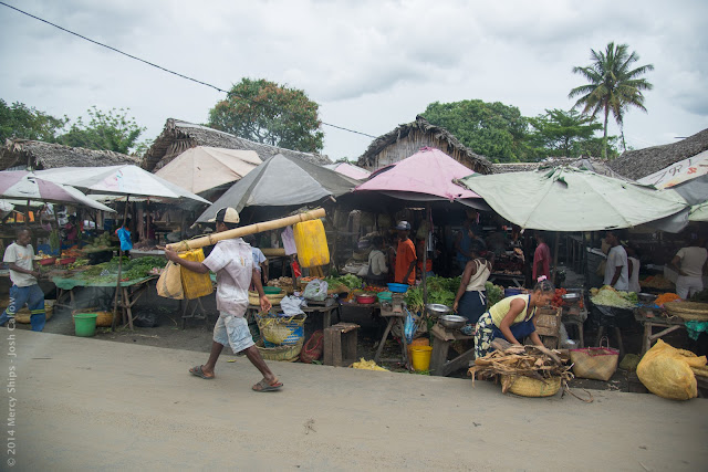 Streets of Tamatave