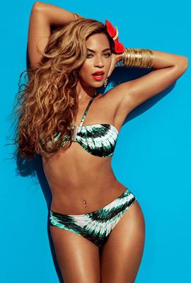 bikinis 2013 H&M Beyoncé