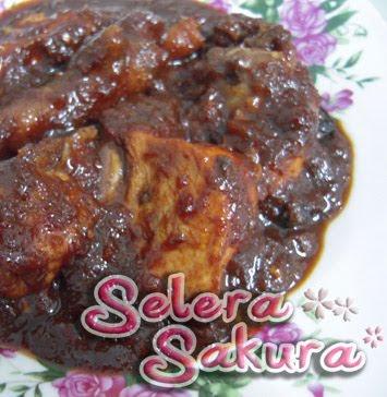 Ayam Sos Kicap Kurma
