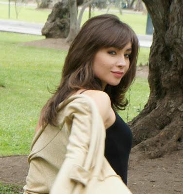 Daniela Luján prepara novo cd