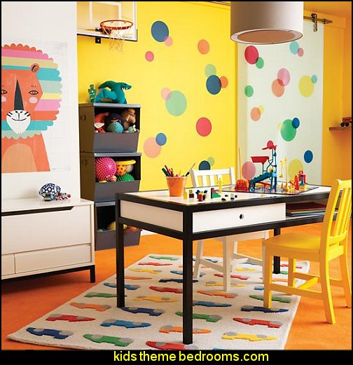 Decorating theme bedrooms - Maries Manor: playrooms alphabet numbers ...
