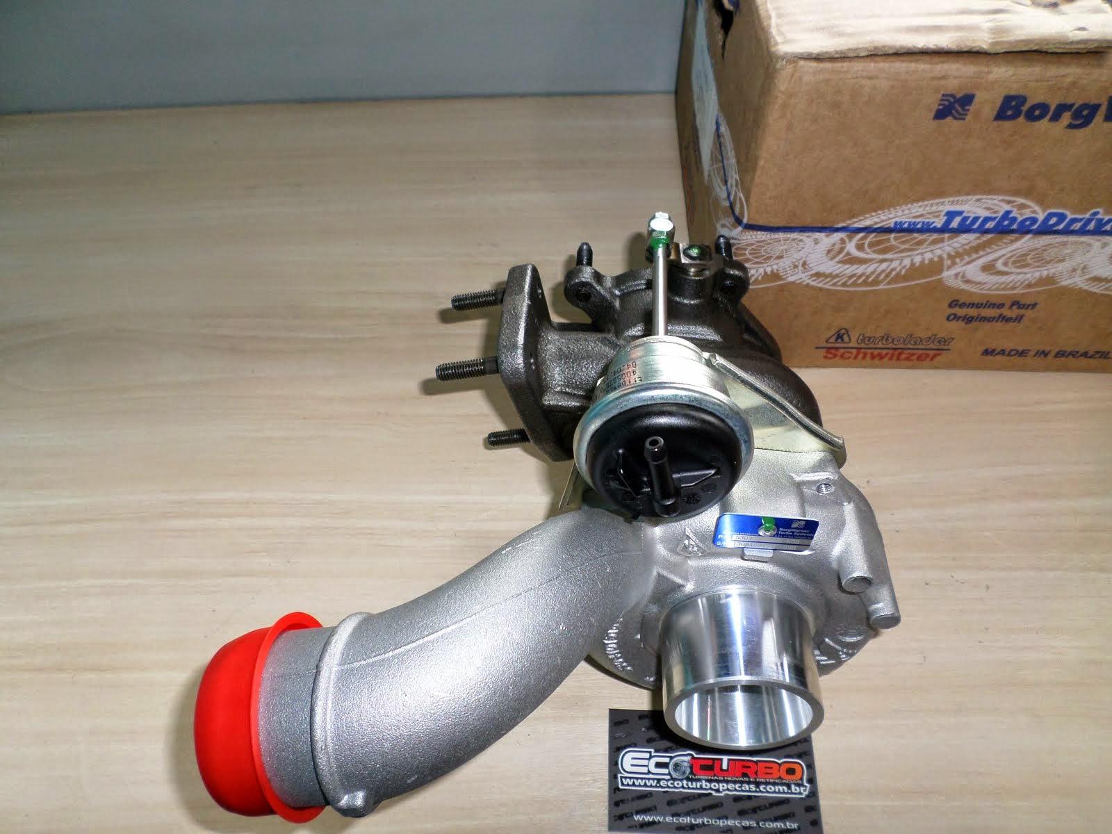 Turbina Van Renault Master 2.5