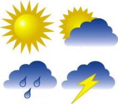 حالة الطقس ليوم الثلاثاء 30-4-2013 في فلسطين