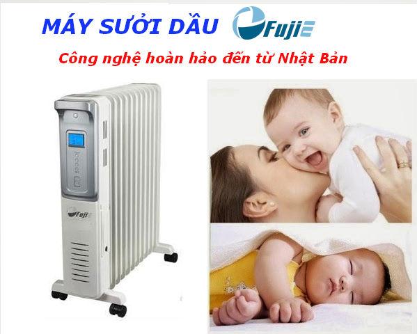 May suoi dau FUJIE Nhat Ban