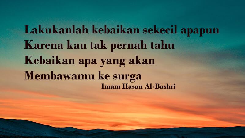 kumpulan kata kata bijak islam yang mampu membuat hati anda adem