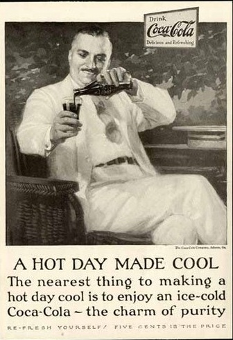 Vintage Advertising Coca Cola Advertisements From The 20 S And 30 S
