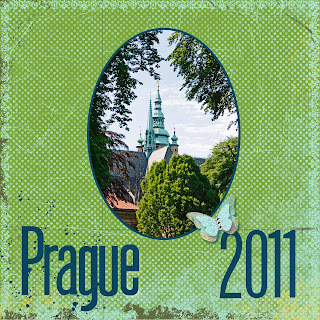 Prague Photobook created using My Digital Studio from Stampin' Up! Download a free trial here.