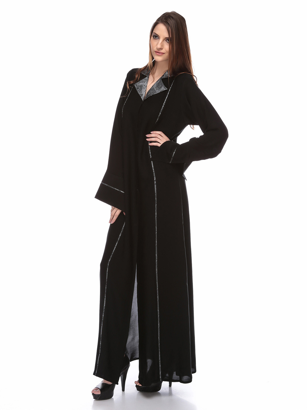 Hope you like this Arabic and Egyptian Abaya Collection.This Collection  include all latest Kaftan Designs which are in fashion.Lets have a deep  look on all ... d481afae0b1