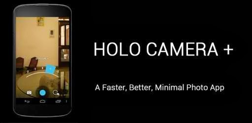 Holo Camera PLUS 3.0.0.3c Apk