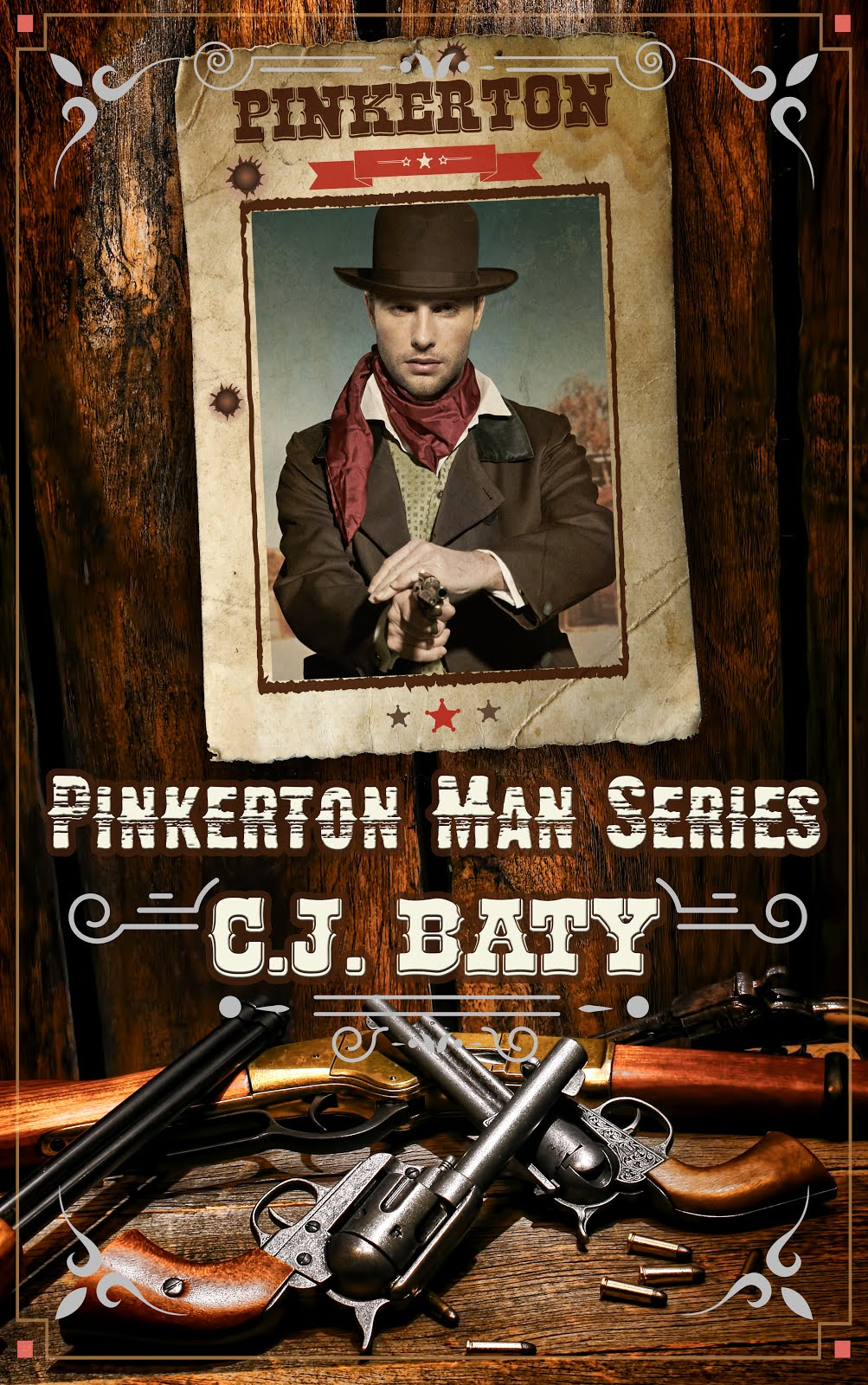 The Pinkerton Man Series Bk ! & 2