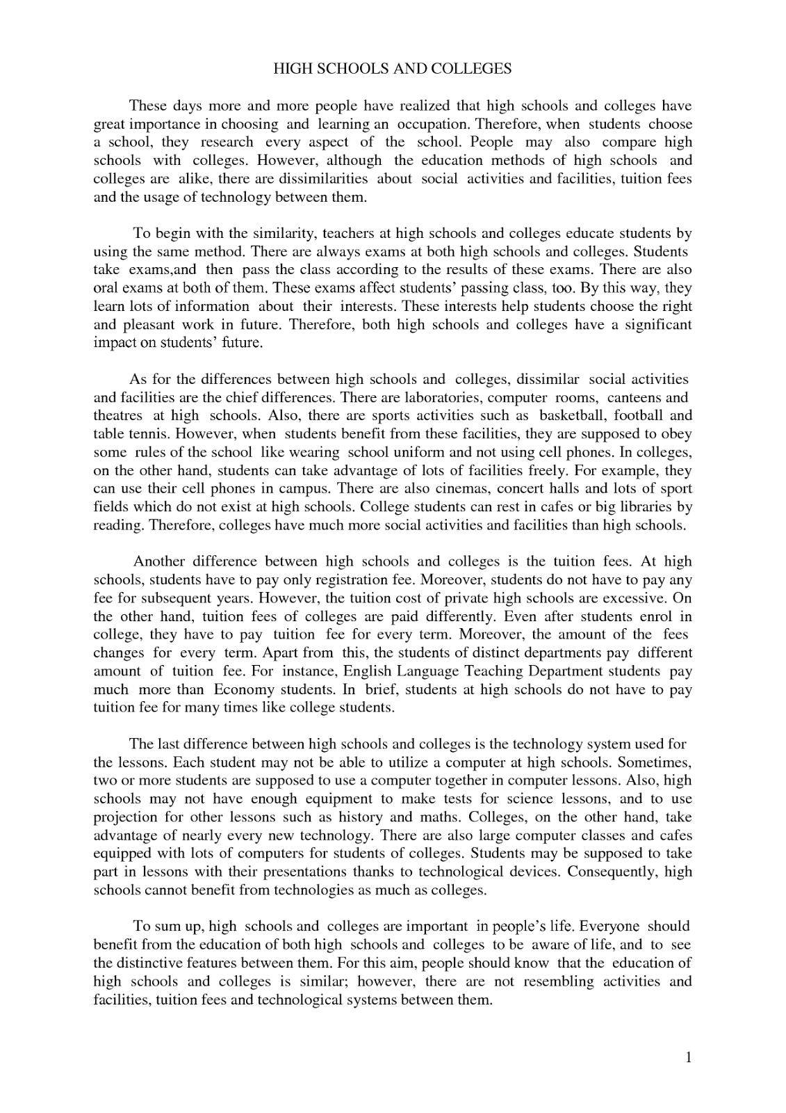 comparative essay between firstlove and sex How to write a good comparative essay opposition to  against same sex  all writs my first love reading essay difference between research.