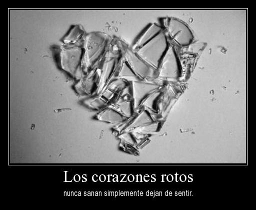 Imagenes De Corazones Destrozados Por Amor - Imagenes y fotos: Corazones Rotos parte 4