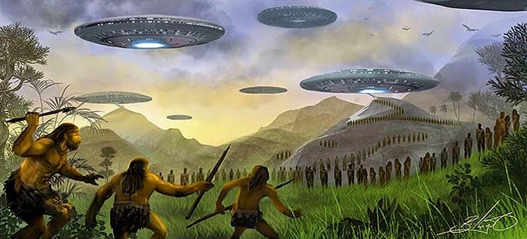 Η Γη ειναι η φυλακή του χειρότερου  ανθρωποειδούς του σύμπαν! τον Homo sapiens! video