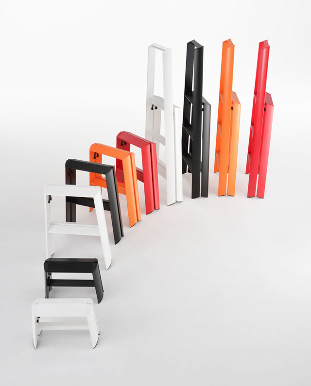 modern step ladders