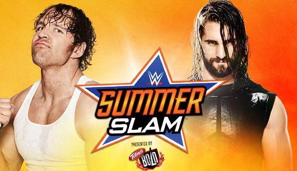 Dean Ambrose medirá su potencia vs el gran poder de Seth Rollins en un super combate de histórico