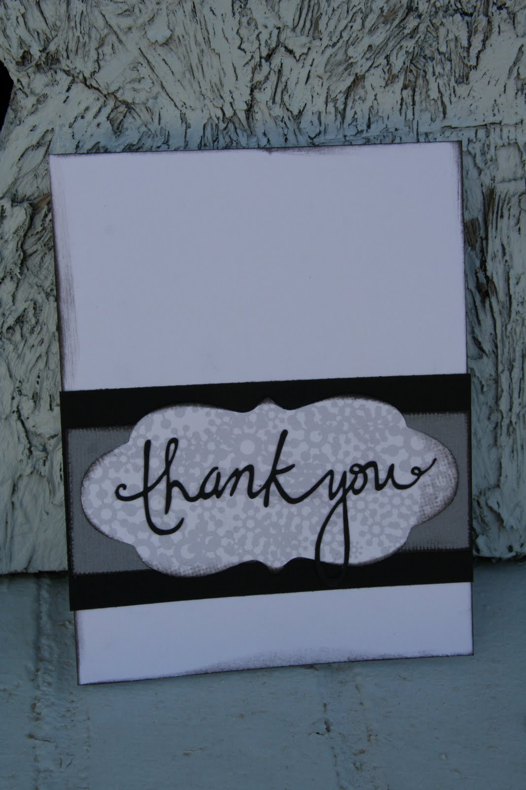 Baby Gift Thank You Card Packs : Grey luster girl baby gift