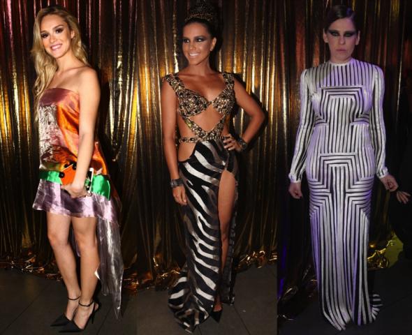Carnaval 2014, brasil, carnaval brasil, vestidos do baile da vogue 2014