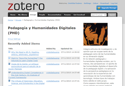 https://www.zotero.org/groups/pedagoga_y_humanidades_digitales_phd