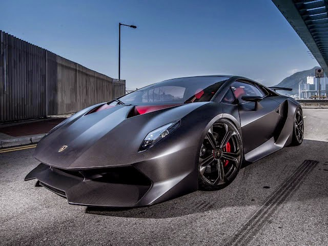 lamborghini sesto elemento modernistic design. Black Bedroom Furniture Sets. Home Design Ideas
