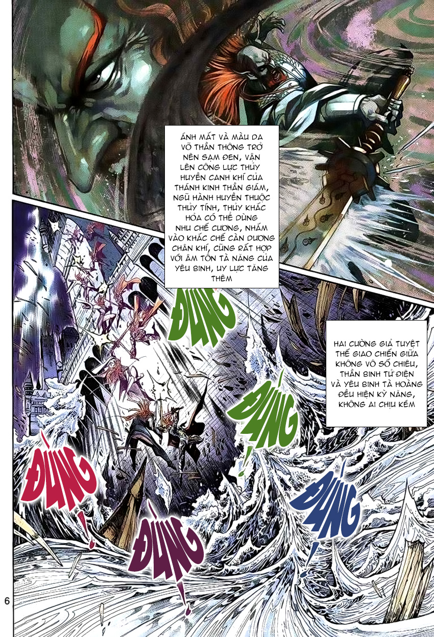 Thần binh huyền kỳ 3 - 3.5 Chapter 59 - Hamtruyen.vn
