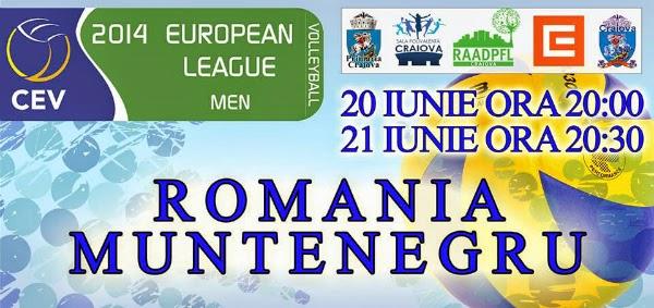 Hai la volei masculin! Hai Romania!
