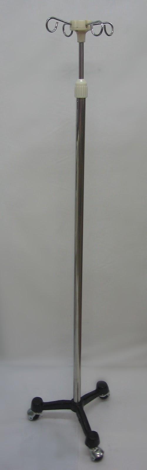 12. Drip stand 点滴杆