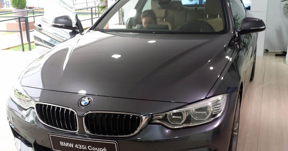BMW 435i chega ao Brasil - Preço R$ 299.950 reais