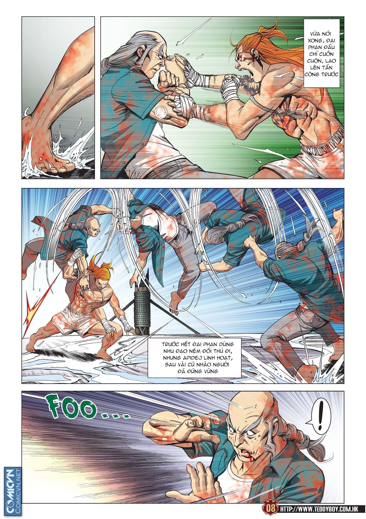 Người Trong Giang Hồ Chap 2165 - Next Chap 2166