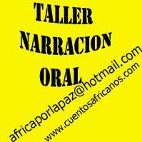 TALLERES CONTINUOS DE NARRACIÓN ORAL