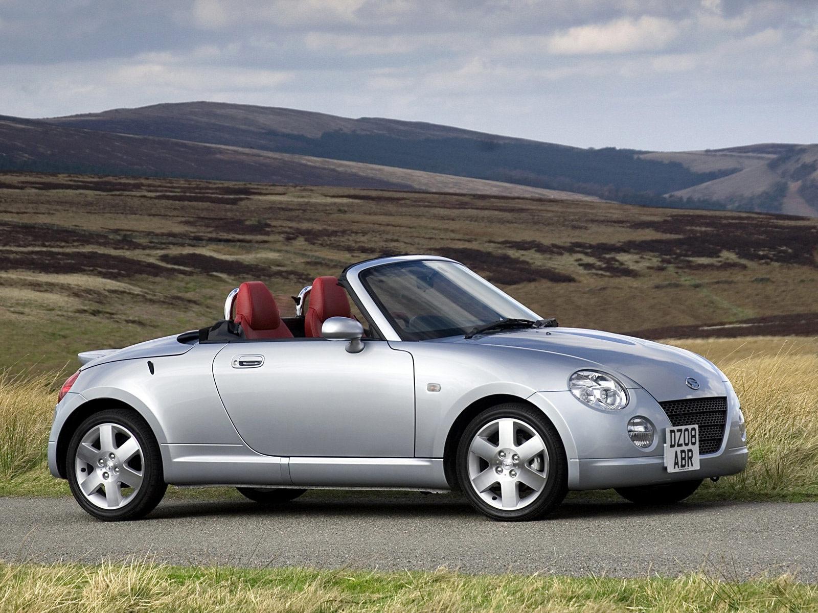 Japanese Automobile Manufacturers >> 2007 DAIHATSU Copen japan automobiles