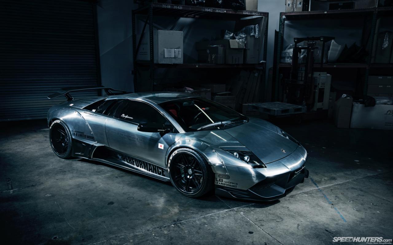 Lamborghini Liberty Walk Lb R Car Tuning Styling