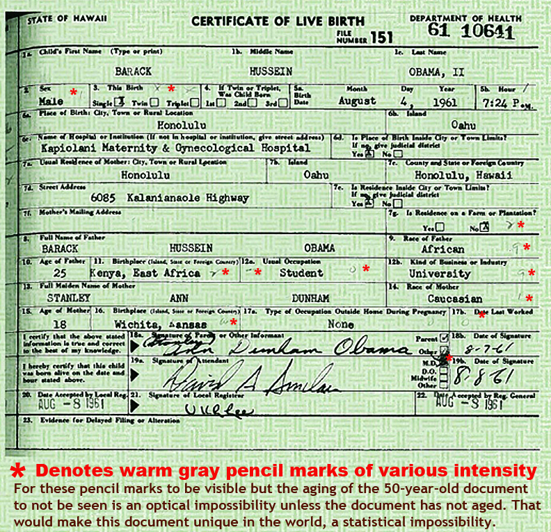 Obama the evidence vault obamas fake birth certificate the above trumps birth certificate shows carbon smudging creases buckling from humidity and the like trumps parents were wealthy yadclub Choice Image