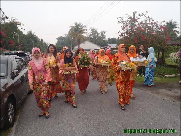 Meraikan Cinta : Wan Dan Mai di Bidor,Perak.