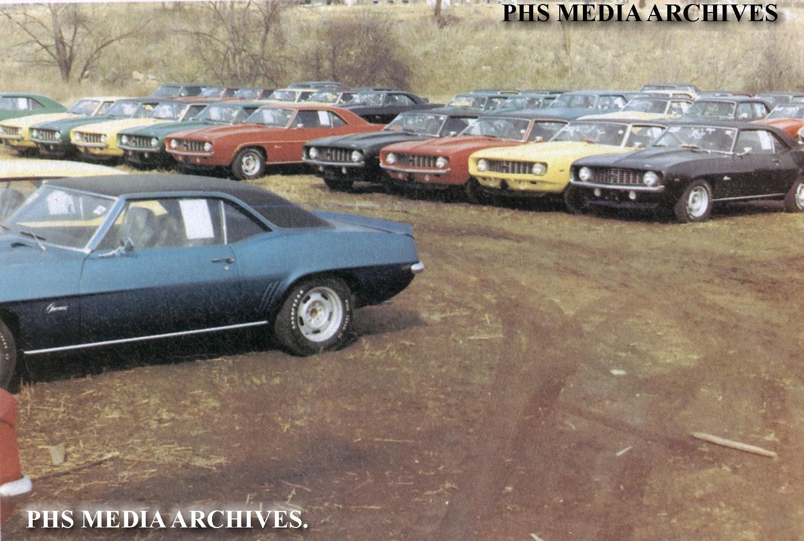On the Block: 1969 Yenko Camaro Update with High Bid ...