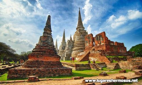 Fabulosas playas y lugares increíbles para conocer en Tailandia