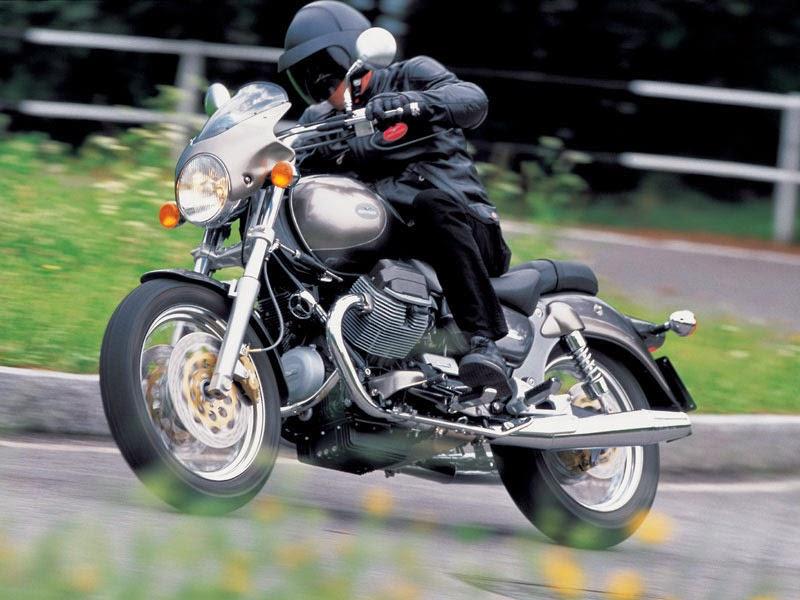 Moto Guzzi California Aluminium Bikes