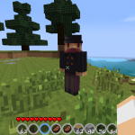 New Herobrine 1.4.4 Mod Minecraft 1.4.4