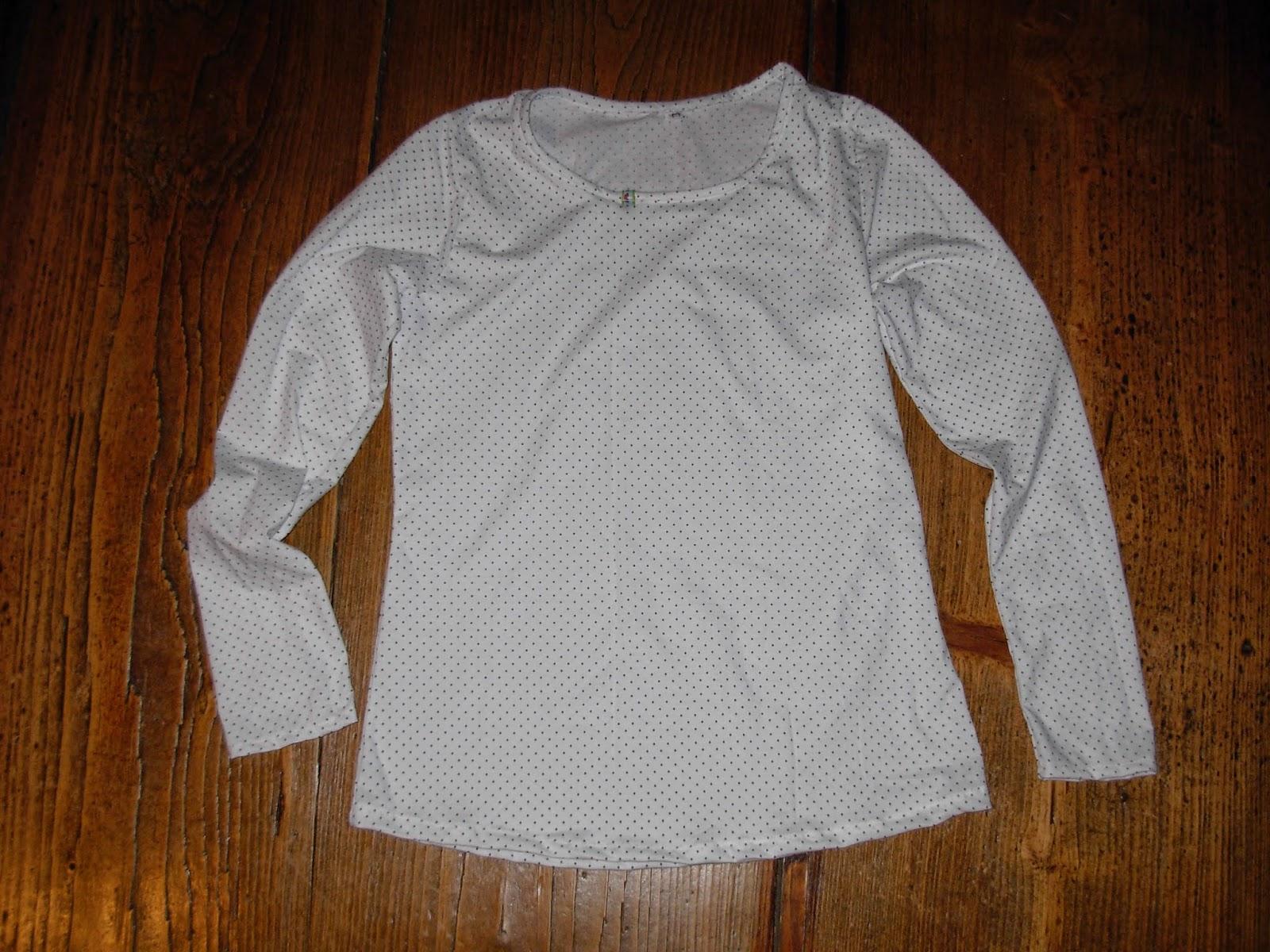 T-Shirt genäht