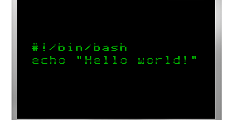 Better Bash Scripting in 15 Minutes