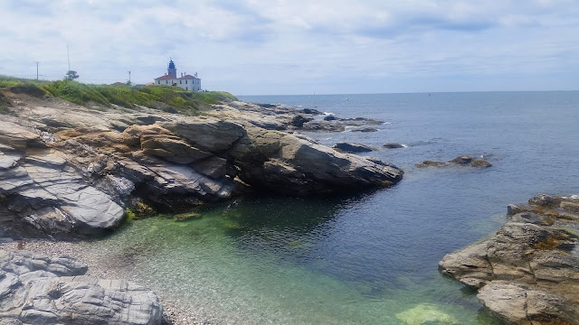 Beavertail Lighthouse and Park- Jamestown, RI- Travel The East