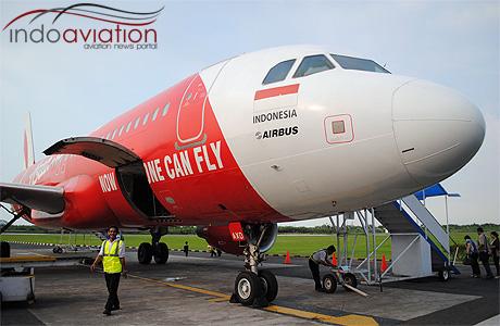 Indonesia AirAsia A320