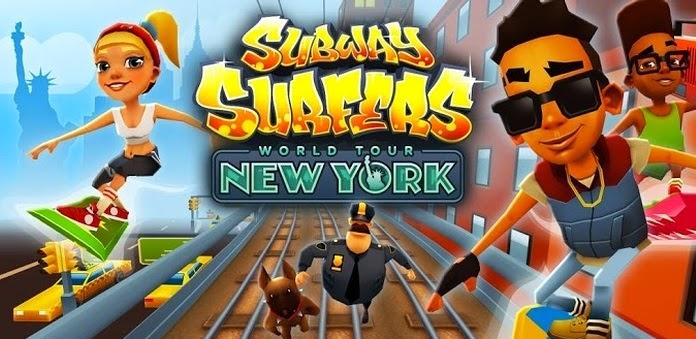 لعبة subway surfers النسخة الاخيرة م***ة وكاملة حصريا هنا.. بوابة 2014,2015 Subway-Surfers-New-Y