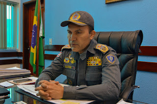 Comando garante policiamento reforçado na capital e no interior durante réveillon